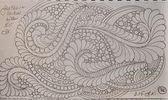 LuAnn Kessi: Quilting Designs.....from My Sketch Book