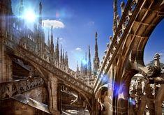 Candid Milan