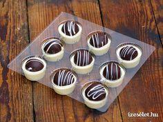 Haraszti Andor, a Szamos Csokoládéműhely bonbonmestere mutat egy házilag is elkészíthető desszertet, ami ráadásul még nagyon látványos is.  Sok türelem és alkohol kell …