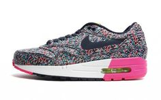 #Nike Air Max 1 SP « Zig-Zag Print » pack