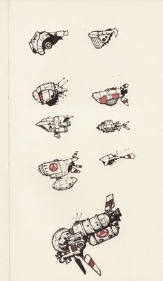 Drawings, doodles, and design Science Fiction Art, Sketches, Character Design, Artist Inspiration, Spaceship Drawing, Drawings, Sci Fi Art, Art, Robot Sketch