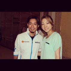 Daisuke Takahashi / Yevgeniya Lee @koreica | Websta:カザフショー2014