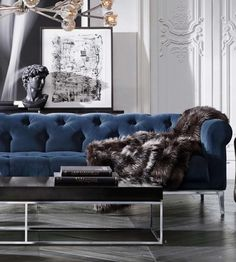 53 Modern and Minimalist Sofa Design for Your Living Room That You Must Try Design # Contemporary Living Room Furniture, Room Furniture Design, Contemporary Sofa, Home Interior, Modern Interior Design, Interior Design Living Room, Living Room Designs, Luxury Interior, Modern Interiors