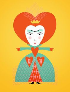 print & pattern: ILLUSTRATION - alison oliver