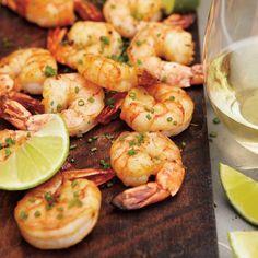 Essential BBQ Recipes - page 5 Cajun Shrimp Recipes, Shellfish Recipes, Seafood Recipes, Seafood Dishes, Fish And Seafood, Ricardo Recipe, Barbecue Recipes, Entrees, Good Food