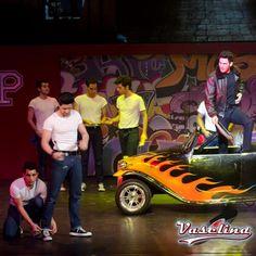 ¡Kiko, todo un rebeldón!  #AlejandroSpeitzer #AlexSpeitzer #actor #Vaselina #rebeldon #teatro #musical #Mexico #Kiko #RayoRebelde