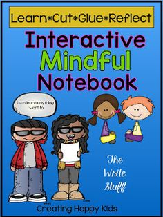 TheWriteStuffTeaching: Interactive MINDFUL Notebooks for the Classroom