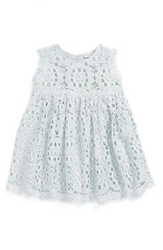 In a dream world: Dolce&Gabbana Sleeveless Dress (Baby Girls) | Nordstrom
