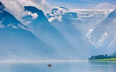Norway has been on my list for years now. I want to visit my family and take advantage of all the natural beauty Norway has to offer: hiking, kayaking, and biking my way through the fjords, and quaint villages