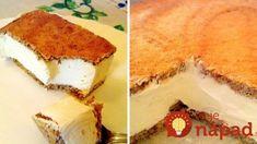 Bez múky: Maxi Vanilkáče s poriadnou porciou mliečneho krému! Tiramisu, Waffles, French Toast, Cheesecake, Food And Drink, Favorite Recipes, Baking, Breakfast, Healthy
