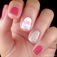 Cupid nail arts cupido nails pinterest mostrando pink u rock kissable tips nail artg prinsesfo Images