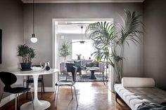 Scandinavian living space