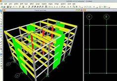 Calculo Fuerzas en #Edificios Para Modelado SAP 2000 http://ht.ly/CiSyD | #Isoluciones #PlanillasExcel #Estructuras