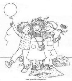 ausmalbilder conni | malbuch | ausmalbilder kinder, ausmalbilder und ausmalen