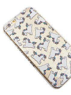 Skinnydip iPhone 6 Chubby Unicorn Case