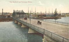 fairhaven new bedford bridge back in the day New Bedford, Local History, My Heritage, Back In The Day, Massachusetts, Old And New, New England, Brownies, Party Favors