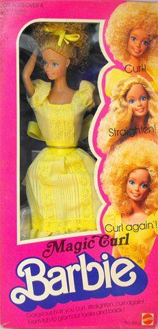 Magic Curl 1981