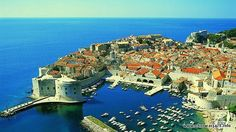 Dubrovnik, point of departure Dubrovnik, Seen, Animation Film, Cool Photos, Waterfall, Tours, River, Island, Adventure