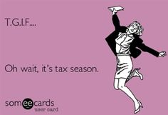 Image result for tax season humor