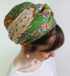 Head Scarfs, Head Scarf Styles, Head Coverings, Prayer Shawl, Kerchief, Wide Headband, Hijabs, Scarf Hairstyles, Headdress