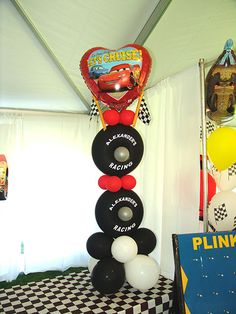 balloon arragements.