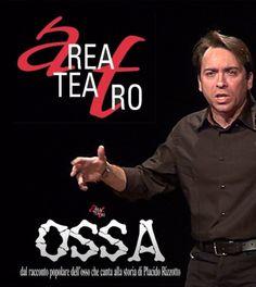 Debutta a Catania il nuovo spettacolo di AreaTeatro - http://www.lavika.it/2014/07/ossa-la-storia-di-placido-rizzotto/