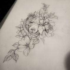 Floral, Photo And Video, Tattoos, Instagram, Tatuajes, Flowers, Tattoo, Flower, Tattos