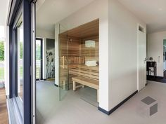 frame. (MH Köln) von LUXHAUS   Cubus Haus   Flachdach