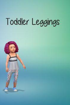 Chillis Sims: New Leggings • Sims 4 Downloads