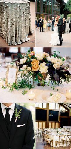 Elegant Destination Vail Wedding - Style Me Pretty