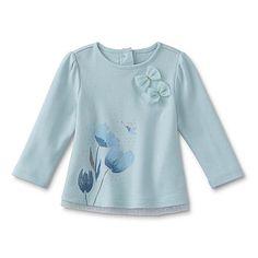 Little Wonders Infant Girl's Long-Sleeve