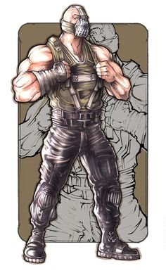 Bane- The Dark Knight Rises