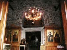 #Thessaloniki, #Greece - #Byzantine church of Agios Nicolaos Orphanos Ἅγιος Νικόλαος ὁ Ὀρφανός - the building is dated to the period 1310–1320
