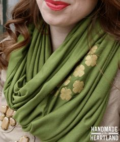 There is something that i love about knit jersey, its soft, luscious, and perfect to wrap around your neck to keep you warm on a chilly day. When i was making this infinity scarf i had planned in my head a brighter green, but alas my only choice was this olive. I had originally just …