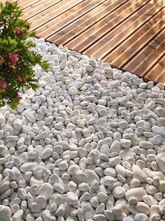 10 Idees De Materiaux Exterieurs Paves De Jardin Bordure Allee Allee En Gravier