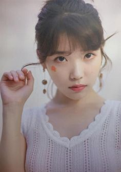 IU remake album Flower Bookmark 2 Scans by… – Lee Ji-eun Iu Hair, Asian Celebrities, My Princess, Korean Singer, Pretty Face, Aesthetic Photo, Asian Beauty, Makeup Looks, Album