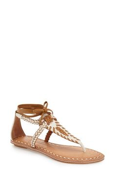 4e3ef792db9 Dolce Vita  Keoni  Flat Sandal (Women) available at  Nordstrom Braided  Sandals