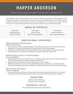 creative arts portfolio resume - Google Search