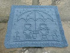 Ravelry: April Dishcloth KAL pattern by Kris Knits