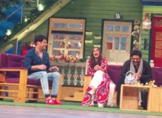 The Kapil Sharma Show 30 July, 2016 Full Episode 28 Video Guest Arshad Warsi With Wife