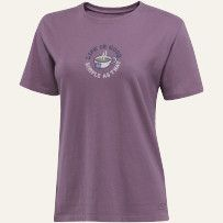 Simple as Cup  Womens Crusher Tee  Item# 18718  $26.00