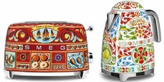Cars, Jewels, Watches... if it is unlimited, you will find it in this board. #colorfulkitchen #smeg&dolcegabbana #limitedidition #limitediditiondesign