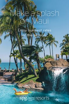 Paradise is calling! Save on your Hawaii vacation with at Marriott and SPG. Choose from beautiful resorts in the most enviable oceanfront locations on Kauai, Oahu, Maui and the Big Island.