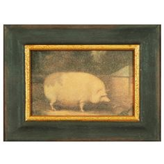 I'm weighing up whether to extend into pigs and sheep. This Little Piggy, Oil Painting Reproductions, Kitchen Art, Traditional Art, Pet Portraits, Farm Animals, 18th Century, French Country, Sheep