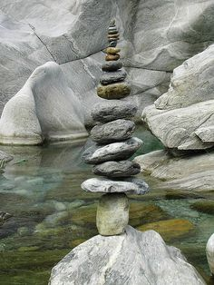 stack some stones today!