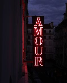 """enddelcamino: """" Hotel Amour Neon Sign - Montmartre, Paris by ChrisGoldNY """" - enddelcamino: Hotel Amour Neon Sign -. Red Aesthetic Grunge, Neon Aesthetic, Aesthetic Collage, Aesthetic Vintage, Neon Wallpaper, Aesthetic Iphone Wallpaper, Aesthetic Wallpapers, Photo Wall Collage, Picture Wall"""