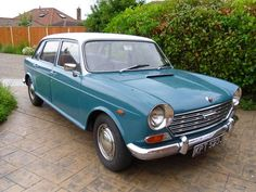 Austin 1800 Mk II , It was like driving your lounge , fantastic motor car .