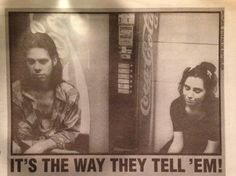 Nick cave and pj harvey 90s NME