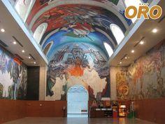 LAS MEJORES RUTAS DE AUTOBUSES. El antiguo Hotel Casino de la Selva se creó en 1930, con el objetivo de integrar en un mismo lugar un salón de juegos y un hotel. En sus 10 hectáreas había manantiales y una vegetación variada. El mayor atractivo eran los murales que en él se pintaron, por artistas como Josep Renau, José Reyes Meza, Guillermo Ceniceros, David Alfaro Siqueiros, entre otros. Fue demolido en 2011 conservando los murales. Le invitamos a viaja a Cuernavaca en la comodidad y…