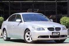 ขายรถเก๋ง BMW Series 5 บีเอ็มดับบลิว รถปี2004 สีเทา